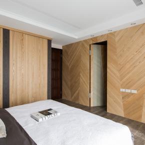 现代风装修效果图:木•筑梦