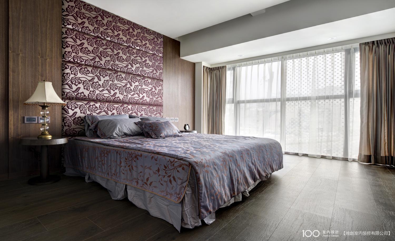 新古典風臥室