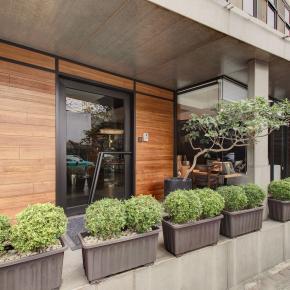 奢华风装修效果图:木系列城市巷弄静与动