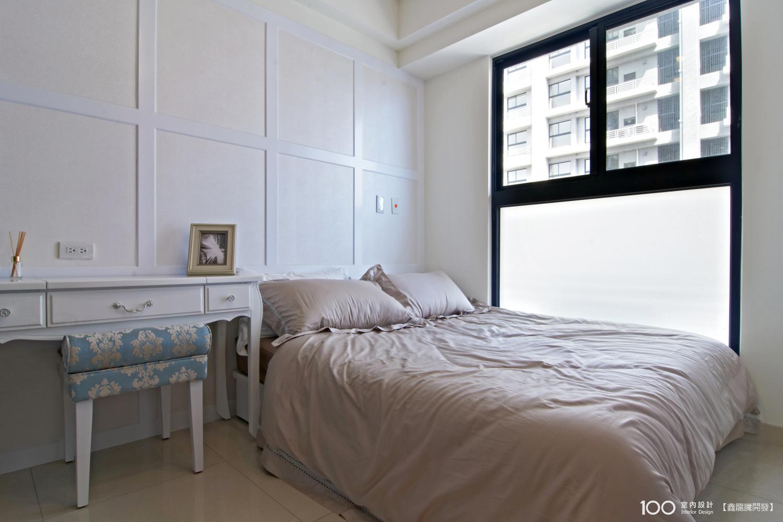 現代風臥室