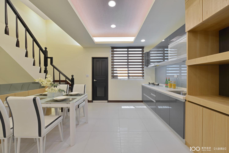 新古典風廚房