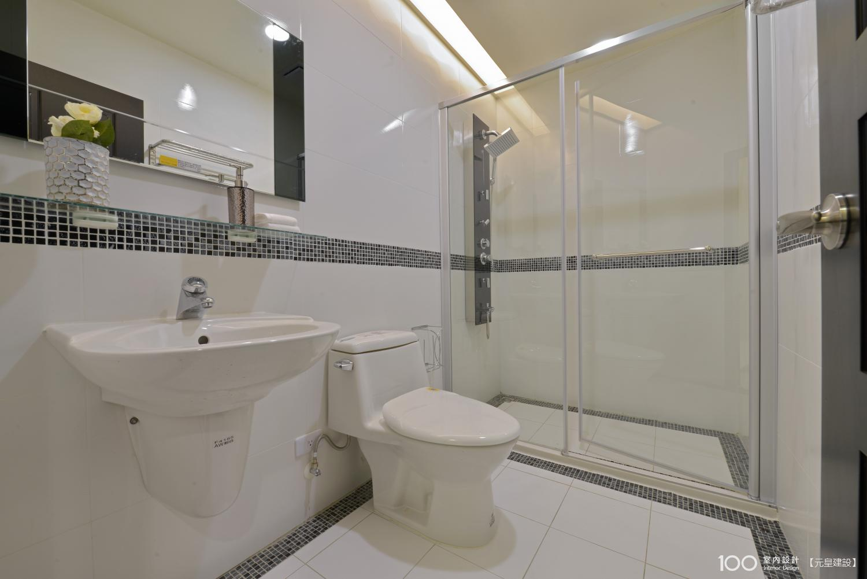 新古典風衛浴