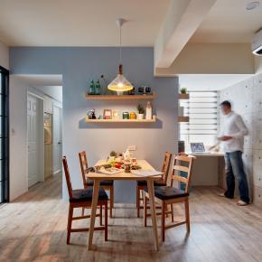 北欧风装修效果图:清爽休闲的北欧宅
