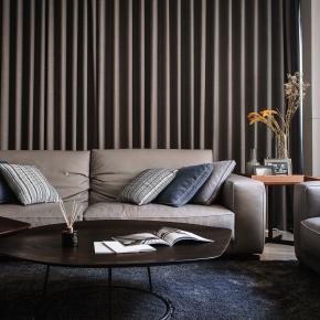现代风装修效果图:完美绘织三代同堂的欢聚宅