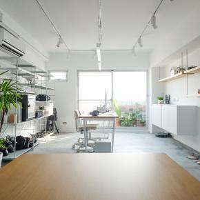 休闲多元风装修效果图:在家办公好设计