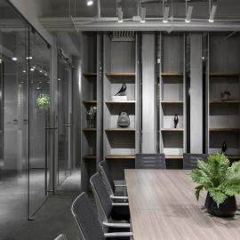 Industrial style office