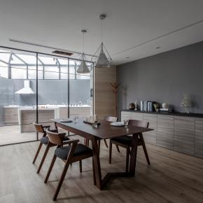 混搭风装修效果图:住不腻 四姐妹的家就像设计旅店