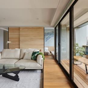 北欧风装修效果图:35坪老屋的奇迹新生