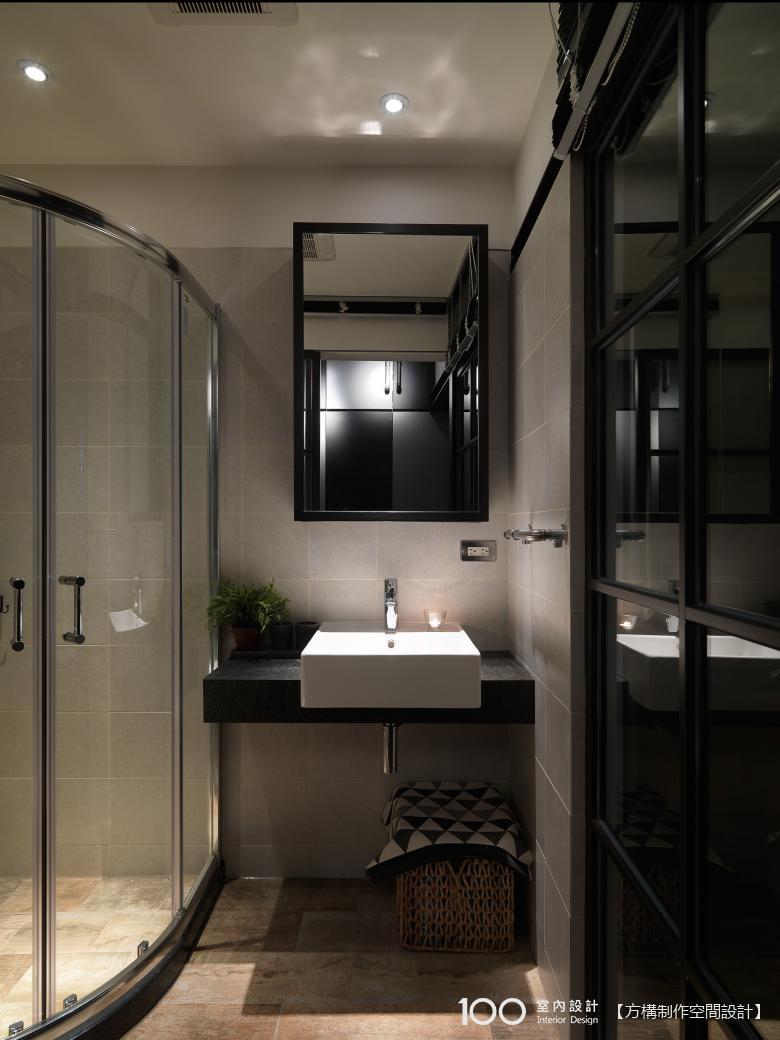 LOFT風衛浴
