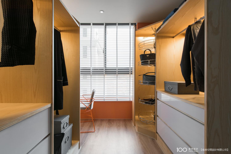 LOFT風更衣室