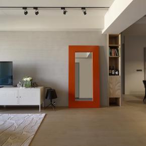 北欧风装修效果图:玩转色彩点缀的居家空间