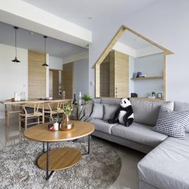 25坪多層次舒適宅