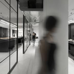 现代风装修效果图:Dleet 办公室