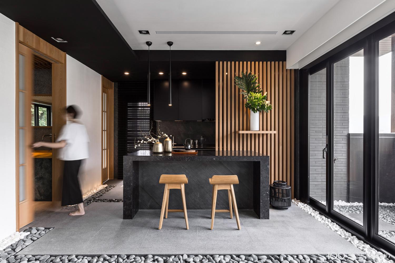 日式禪風廚房