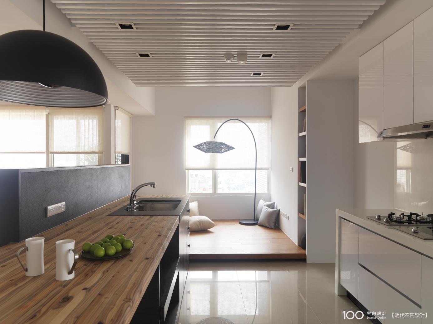 休閒多元風廚房