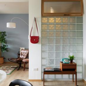 日式简约风装修效果图:At Home