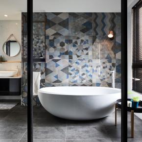 家里有这样的浴室,五星饭店都不留恋了!