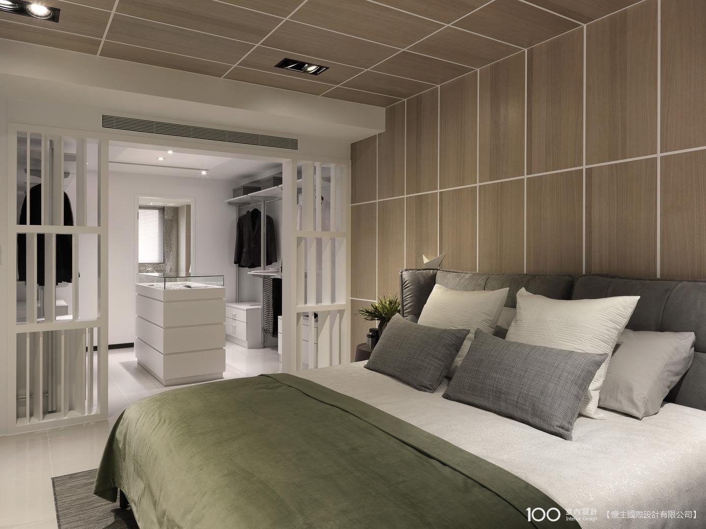 休閒多元風臥室