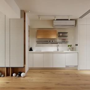 厨房动线这样做料理超顺手