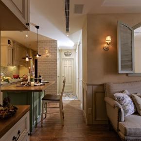 擁抱溫暖質感的舒適宅