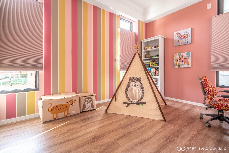 古典風兒童房