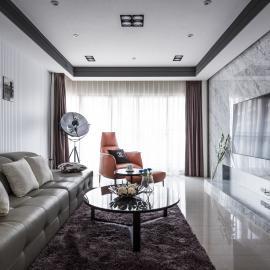 44坪現代飯店宅